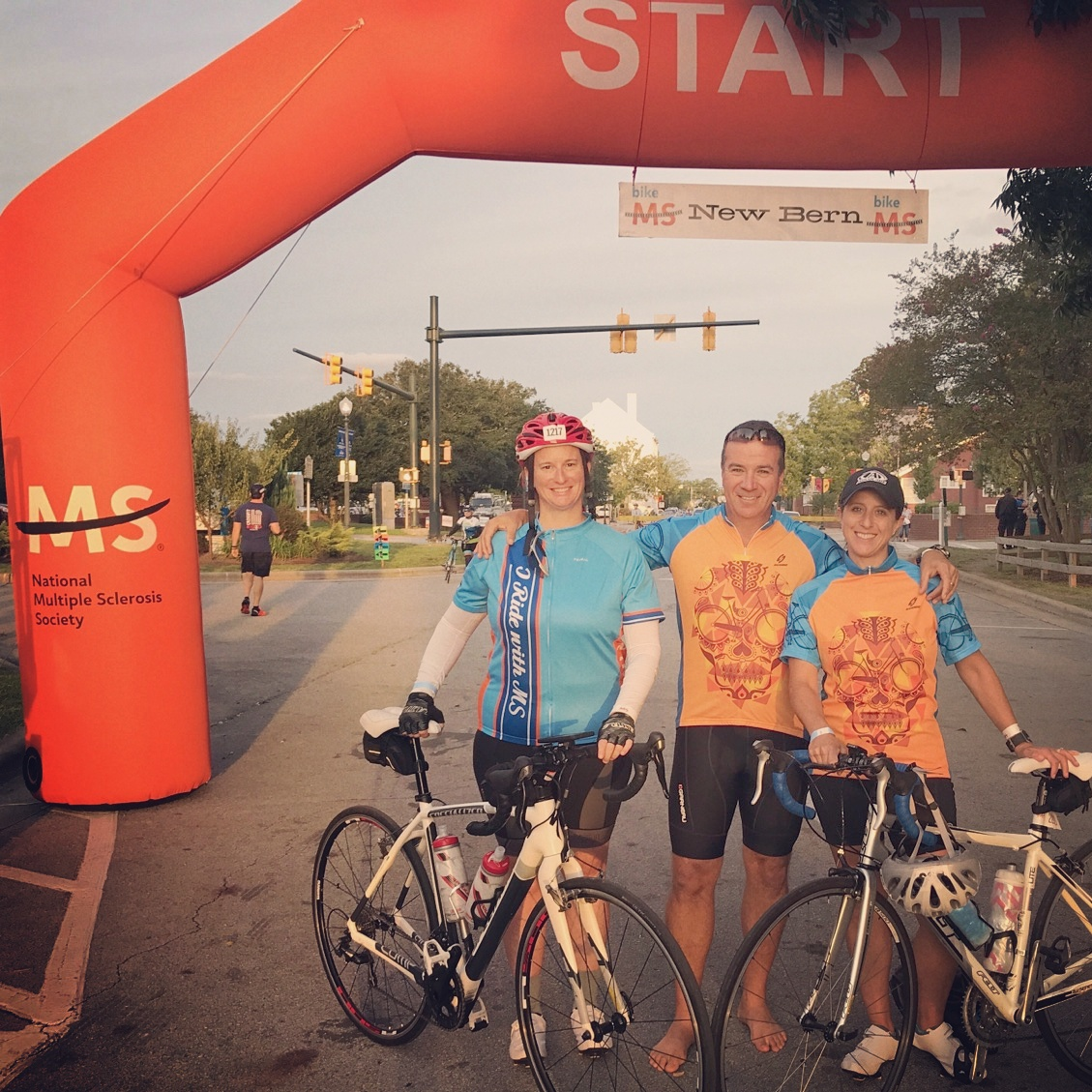Bike MS: Historic New Bern Ride 2017