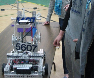 Landstown High Robotics Team